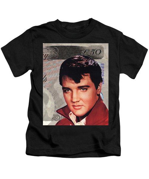 Elvis Presley Kids T-Shirt