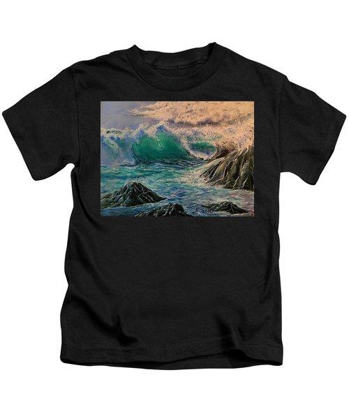 Emerald Sea Kids T-Shirt