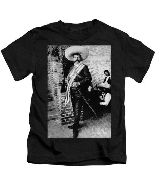 Emiliano Zapata Kids T-Shirt