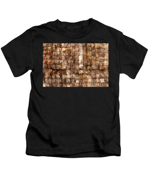 End Grain 132 Kids T-Shirt