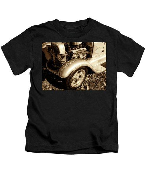 End Of Season Bw Kids T-Shirt