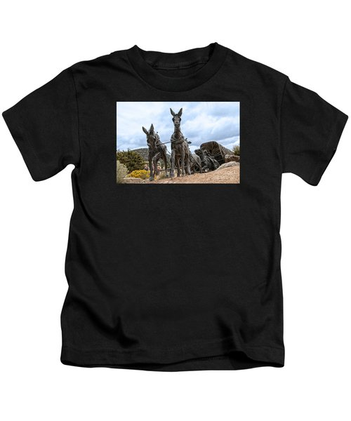 End Of The Long Trail Kids T-Shirt