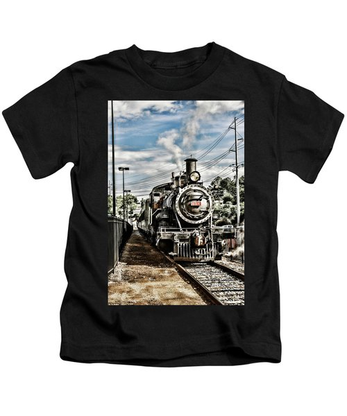 Engine 154 Kids T-Shirt