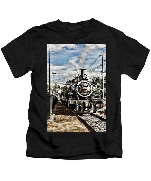 Engine 154 Kids T-Shirt