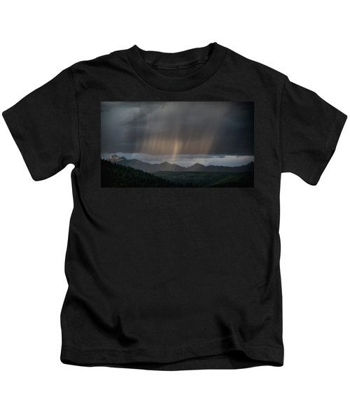 Enlightened Shafts Kids T-Shirt