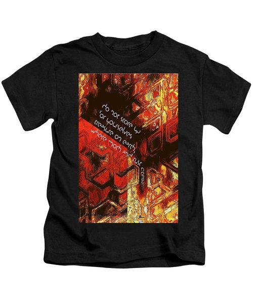 Entropy Kids T-Shirt