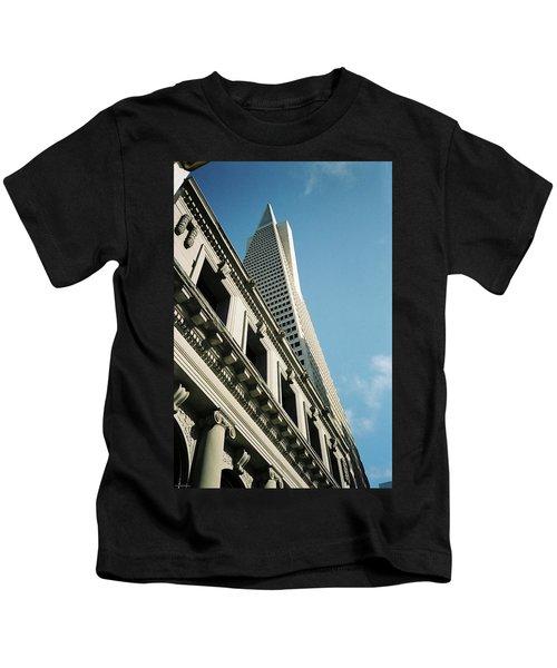 Eras, San Francisco Kids T-Shirt