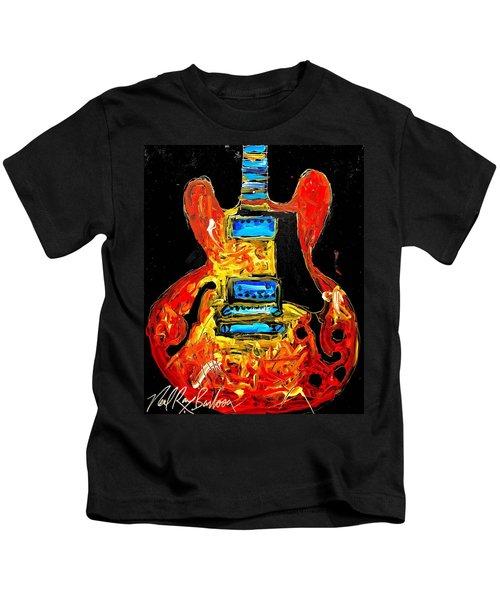 Es 335 San Antonio Kids T-Shirt
