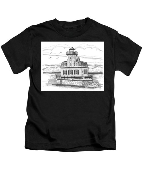Esopus Meadows Lighthouse Kids T-Shirt