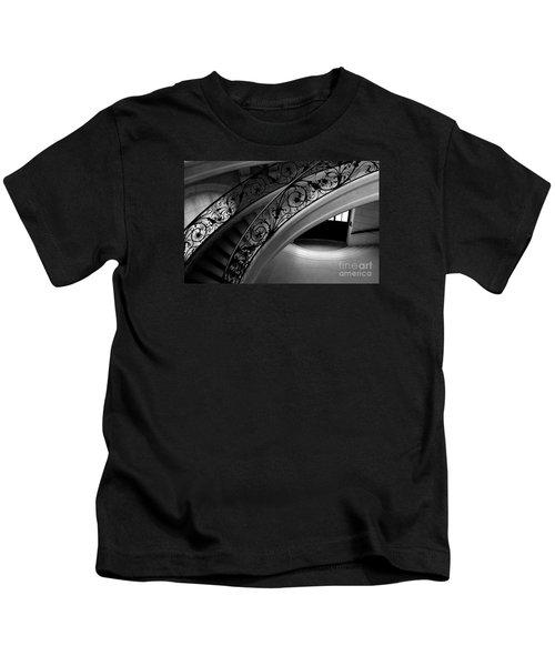 Eternal Staircase Kids T-Shirt