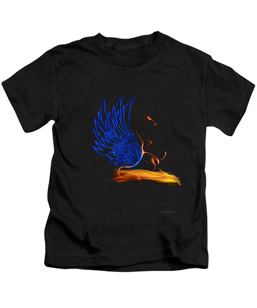 Ethnic Solar Wings Kids T-Shirt