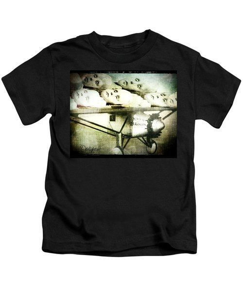 Eugenics 101 Kids T-Shirt