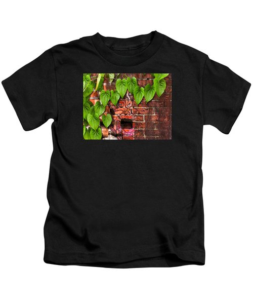 Even The Walls Cry Out Kids T-Shirt
