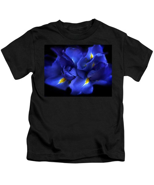 Evening Iris Kids T-Shirt