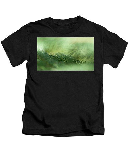 Evergreen Mist Kids T-Shirt
