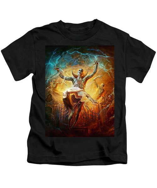 Evil God Kids T-Shirt