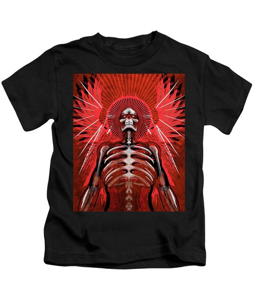 Excoriation Kids T-Shirt