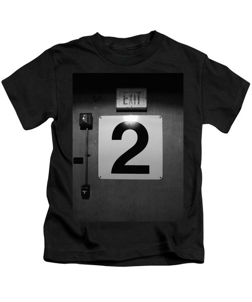 Exit Two Kids T-Shirt