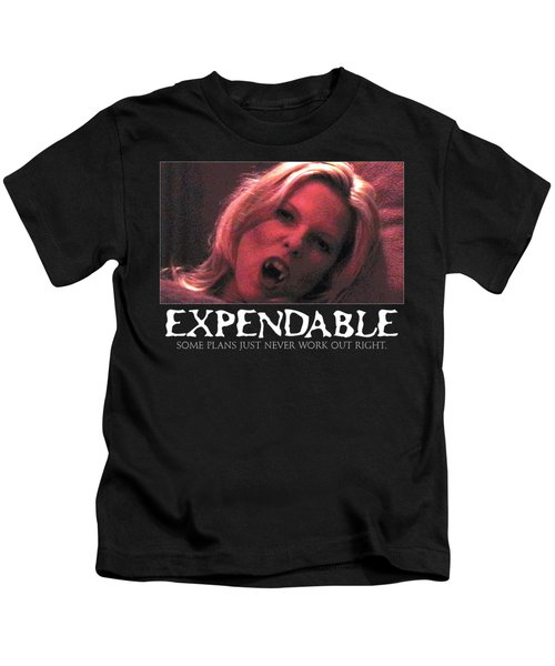 Expendable 1 Kids T-Shirt