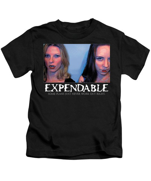 Expendable 15 Kids T-Shirt