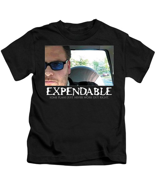 Expendable 3 Kids T-Shirt