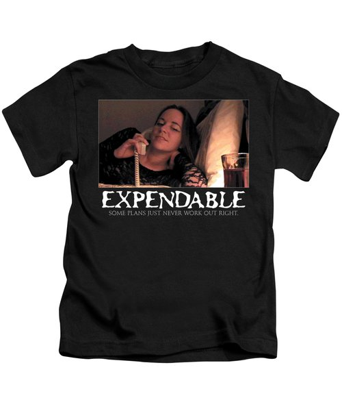 Expendable 5 Kids T-Shirt