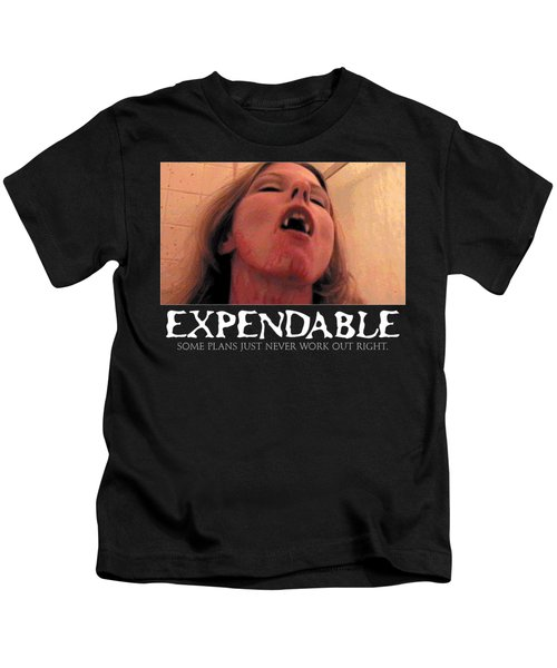 Expendable 8 Kids T-Shirt