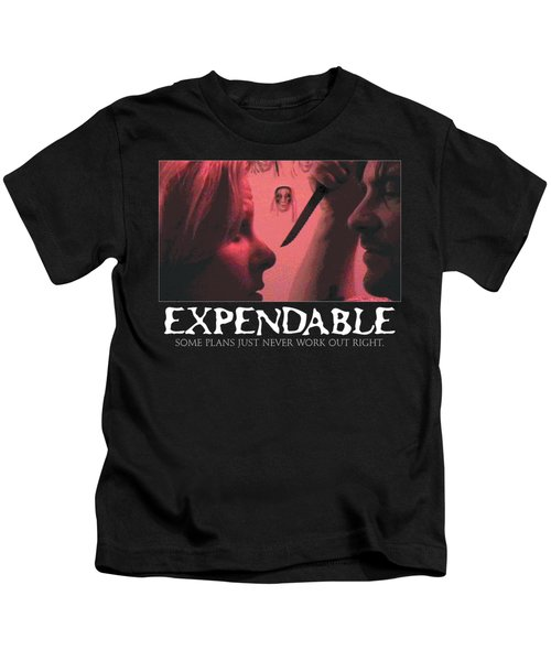 Expendable 9 Kids T-Shirt