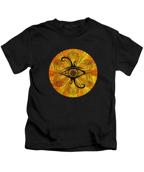 Eye Of Egypt Kids T-Shirt