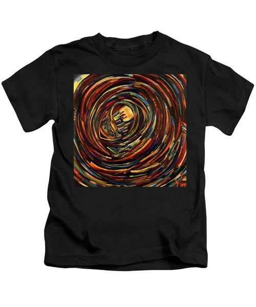 Eye Of The Cosmos Kids T-Shirt