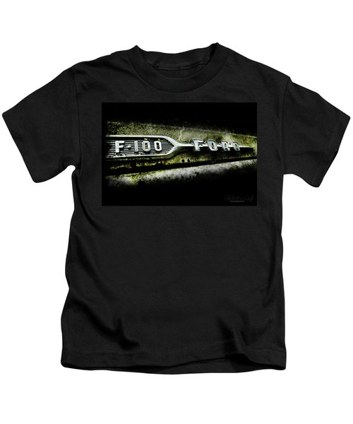 F-100 Ford Kids T-Shirt
