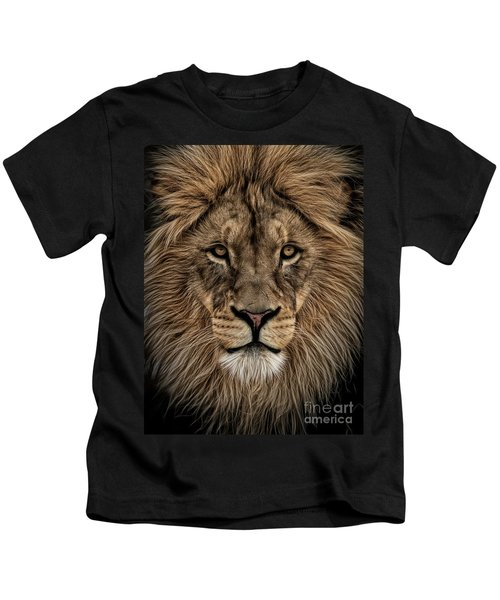 Facing Courage Kids T-Shirt