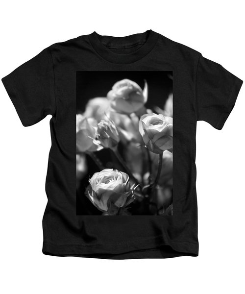 Faded Rose Kids T-Shirt