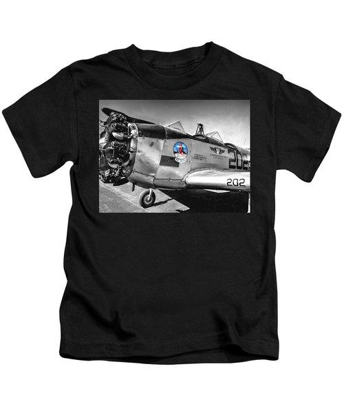 Fairchild Pt-23 V6 Kids T-Shirt