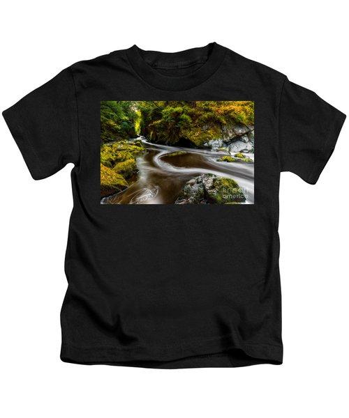Fairy Glen Autumn Kids T-Shirt