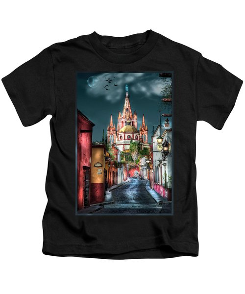 Fairy Tale Street Kids T-Shirt