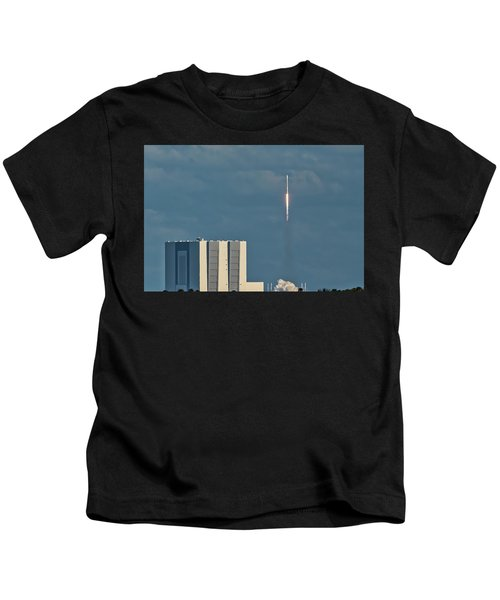 Falcon 9 Launch Kids T-Shirt