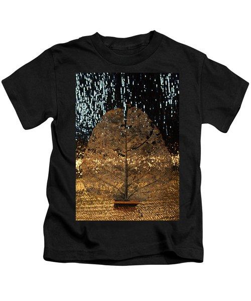 Fall At Door Kids T-Shirt