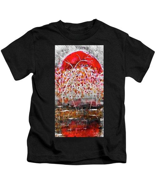 Fall-iage V2.0 Kids T-Shirt