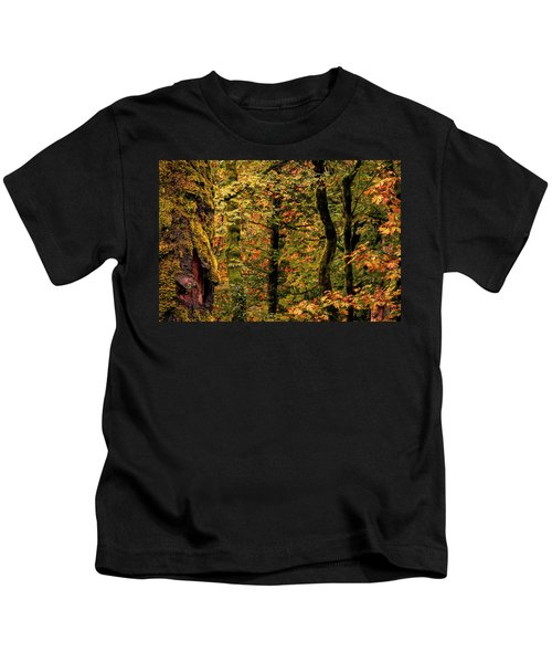 Fall Is Coming Kids T-Shirt