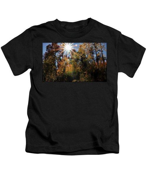 Fall Mt. Lemmon 2017 Kids T-Shirt