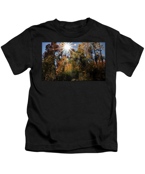 Fall Mt. Lemmon 2017 Kids T-Shirt