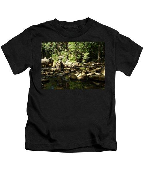 Falls Park Kids T-Shirt