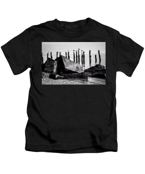 Falmouth Highlands Kids T-Shirt
