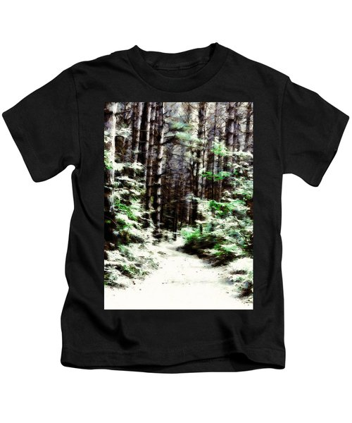 Fantasy Forest Kids T-Shirt