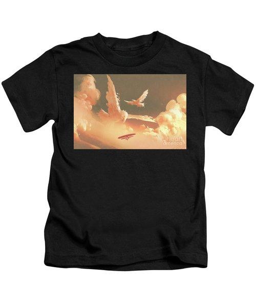 Fantasy Sky Kids T-Shirt