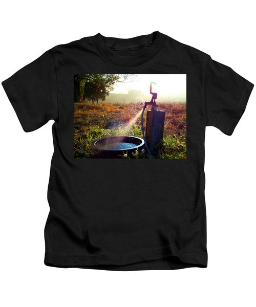 Farm Life 5 Kids T-Shirt