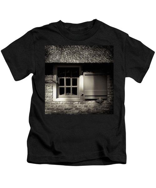 Farmhouse Window Kids T-Shirt