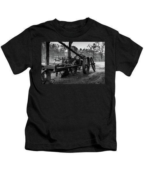 Farming Equipment Kids T-Shirt