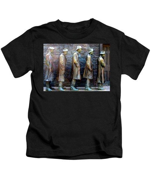 Fdr Memorial 4 Kids T-Shirt